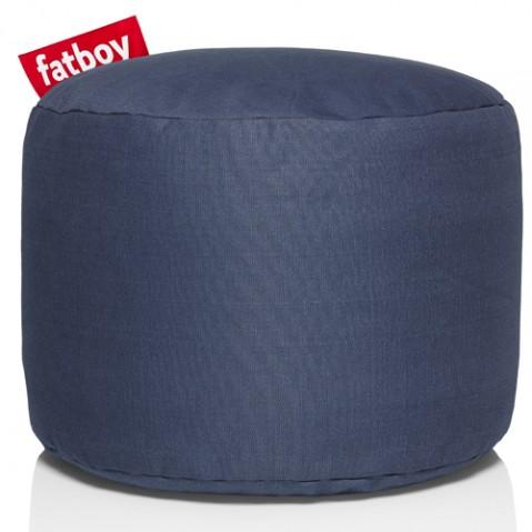 pouf point stonewashed fatboy blue