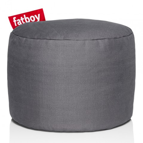 pouf point stonewashed fatboy grey