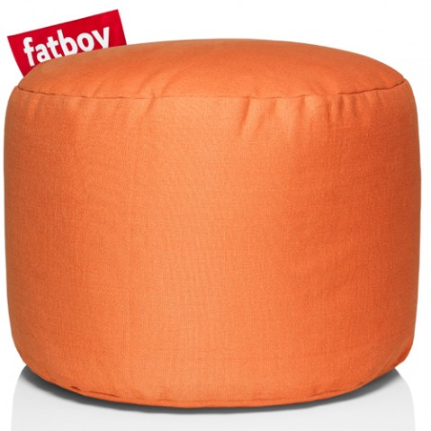 pouf point stonewashed fatboy orange