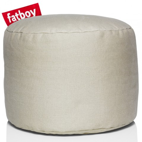 pouf point stonewashed fatboy sand
