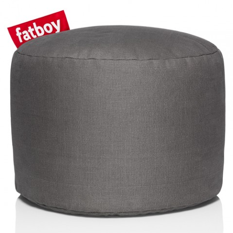 pouf point stonewashed fatboy taupe