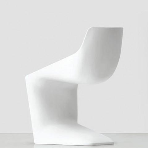 Pulp Chaise Design Kristalia Noir
