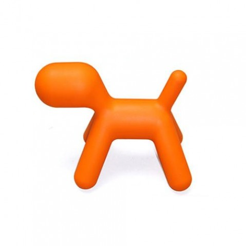 Puppy Large Chaise enfant Magis Me too Orange
