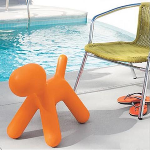 Puppy Large Chaise enfant Design Magis Me too Orange