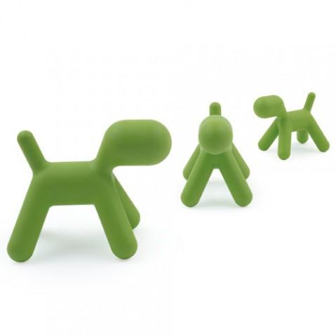 Magis chaise pour enfants Puppy vert