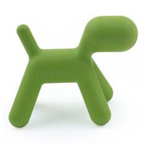 Puppy Medium Chaise Enfant Magis Me Too Vert