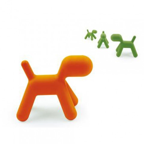Puppy Small Chaise Enfant Magis Me Too Orange
