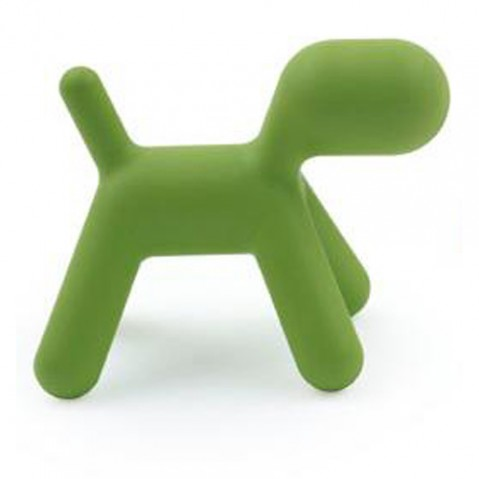 Puppy Small Chaise Enfant Magis Me Too Vert