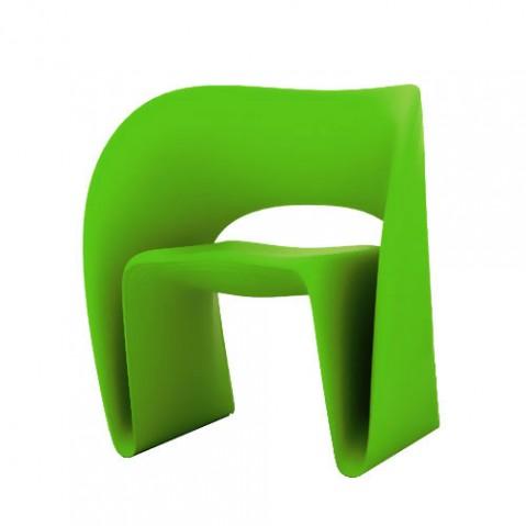 Raviolo Magis fauteuil design vert