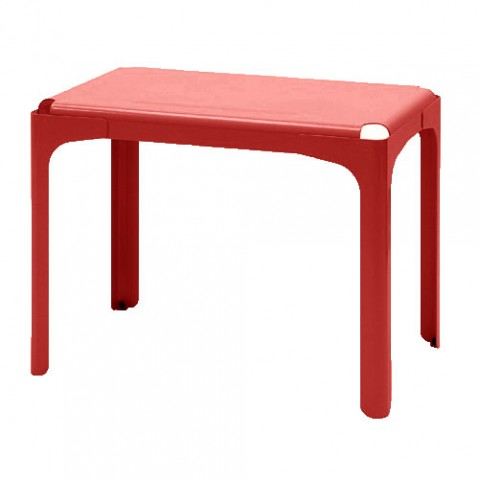 Bureau Enfant Rhino Design Tolix Rouge