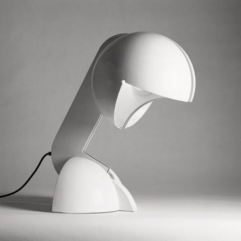Martinelli Luce lampe Ruspa blanc