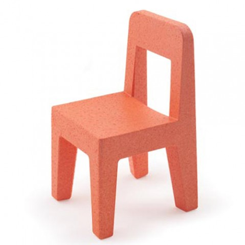 Seggiolina Chaise enfants Magis Orange