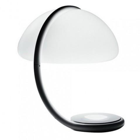 Martinelli Luce lampe Serpente blanc