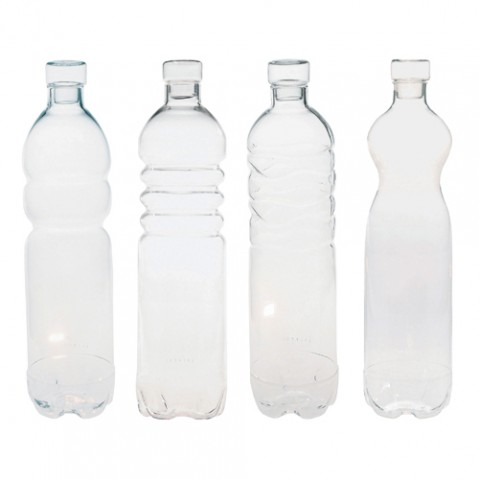 carafe verre estetico quotidiano seletti transparent