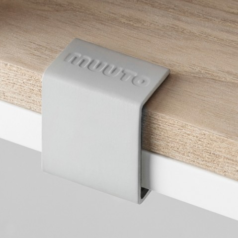 set clips mini stacked muuto gris