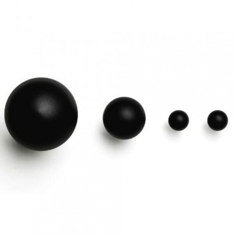 set pateres orb david design noir