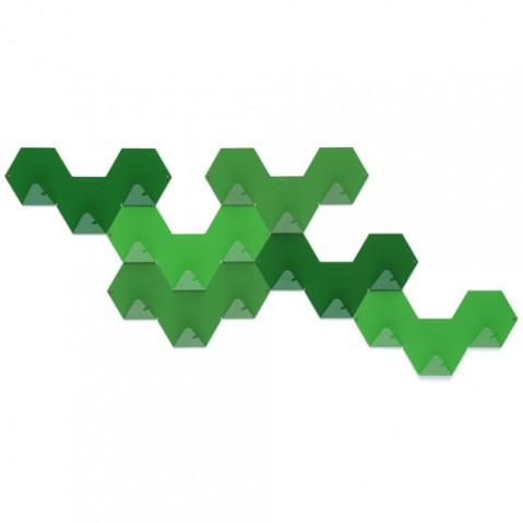 SET DE 3 PATERES SIMPLEX, 4 couleurs de TOLIX