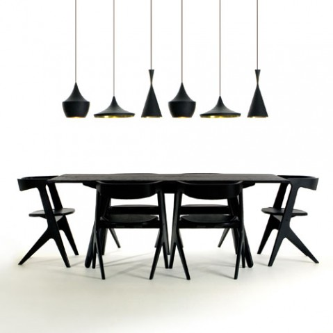 Slab table Tom Dixon