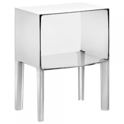 Small Ghost Buster Chevet Design Kartell Opaque Blanc