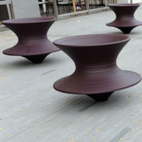 spun magis fauteuil design