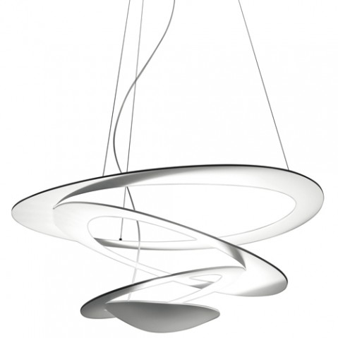 SUSPENSION PIRCE, 2 tailles, 2 options, 2 couleurs de ARTEMIDE