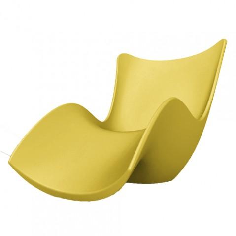 Surf Bain De Soleil Design Vondom Jaune