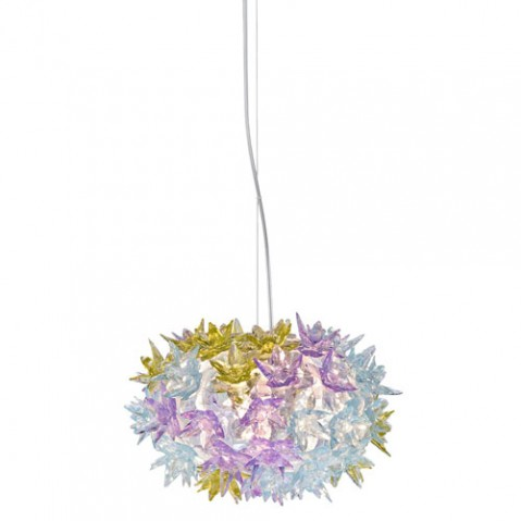 suspension bloom s2 kartell lavande