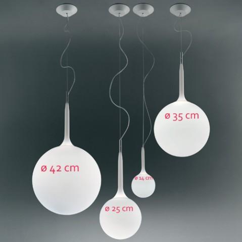 suspension castore 42 artemide