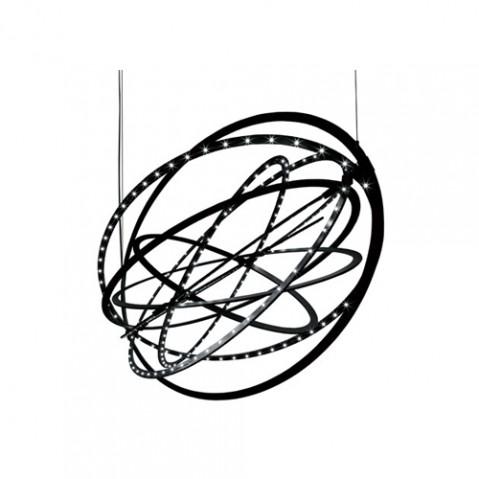 suspension copernico artemide noir