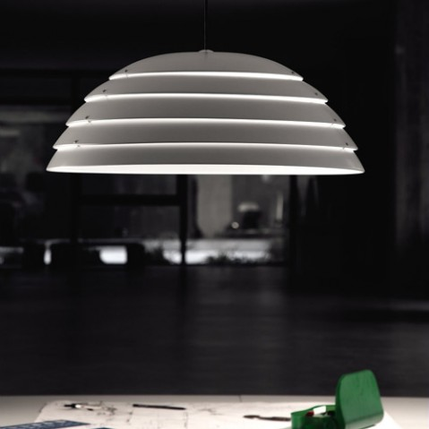 suspension cupolone martinelli luce