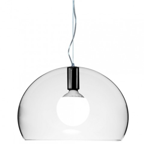 suspension fly kartell cristal
