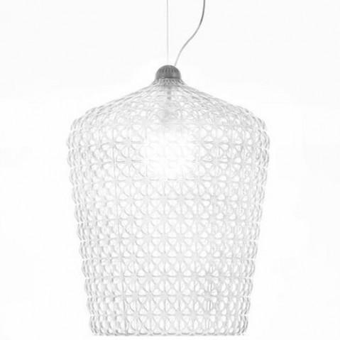 suspension kabuki kartell cristal