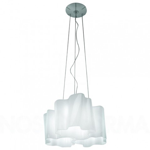 suspension logico 3 x 120 mini artemide