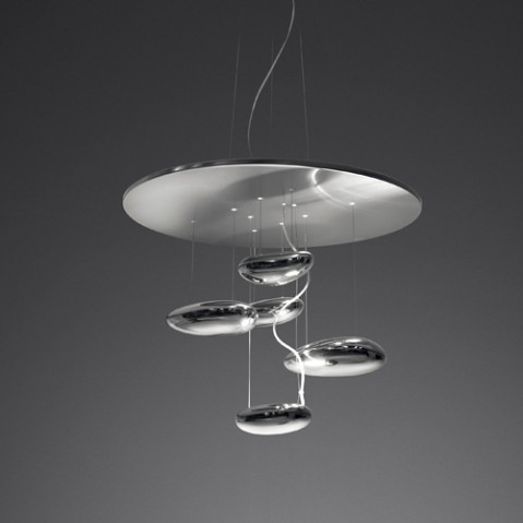 suspension mercury mini halogene artemide