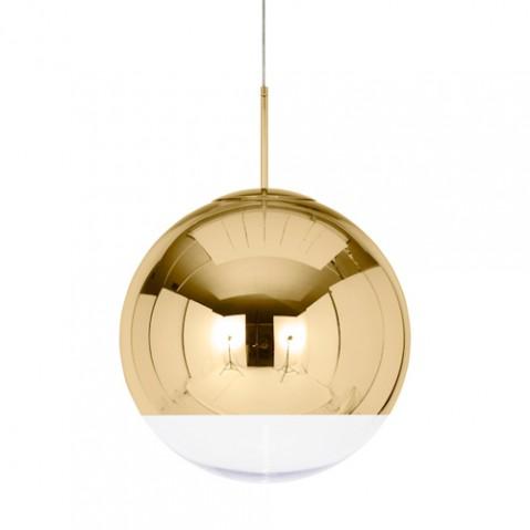suspension mirror ball 40 tom dixon or