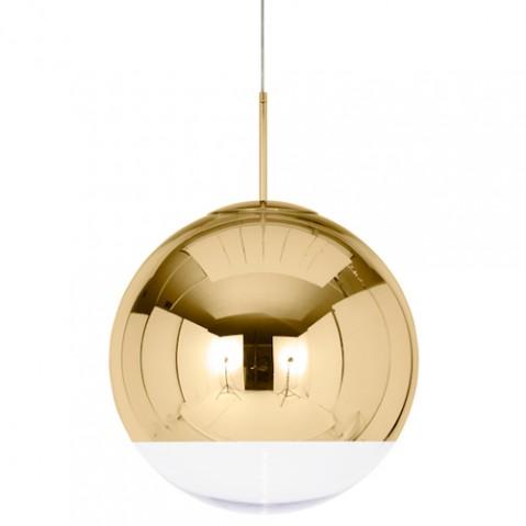 suspension mirror ball 50 tom dixon or