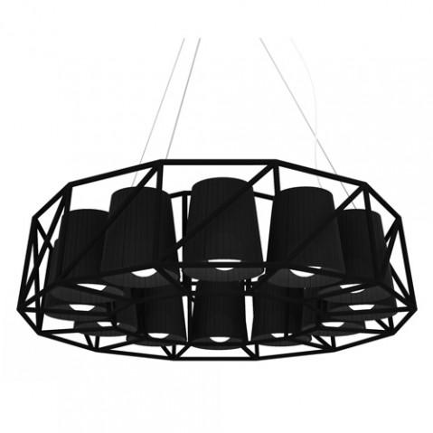 suspension multilamp seletti 12
