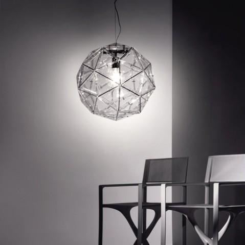 suspension poliedro martinelli luce