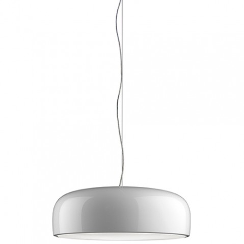 suspension smithfield s flos blanc