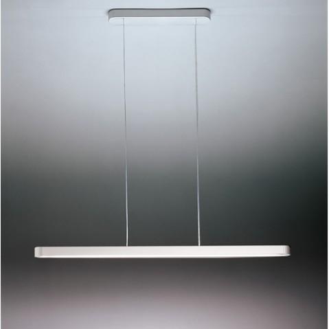 suspension talo 120 artemide blanc
