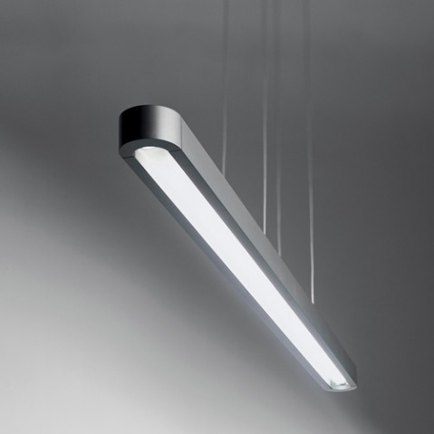 suspension talo 150 artemide blanc