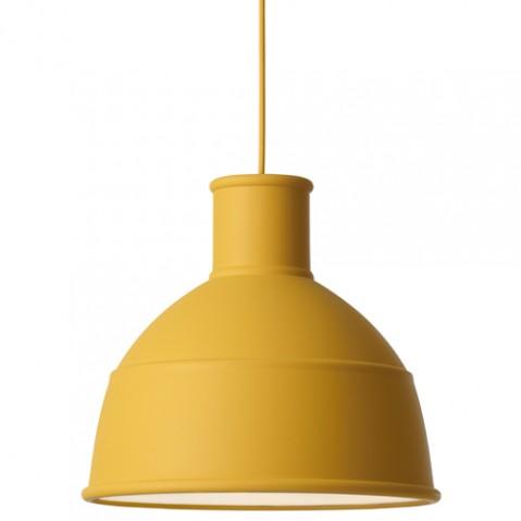 suspension unfold muuto moutarde
