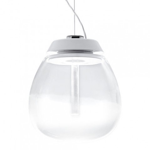 SUSPENSION A LED EMPATIA, 2 tailles de ARTEMIDE
