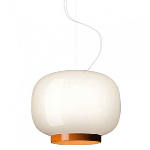 SUSPENSION CHOUCHIN REVERSE, 3 couleurs de FOSCARINI