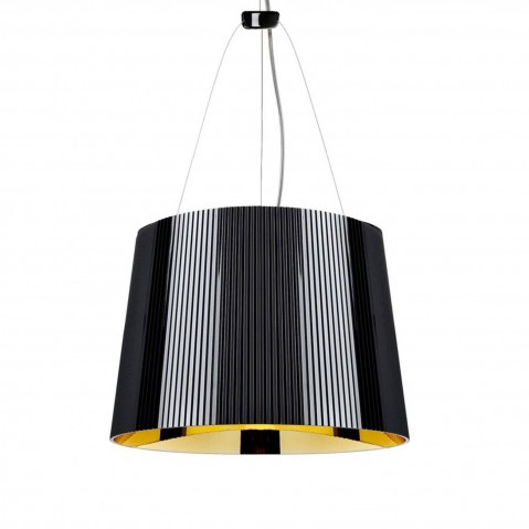 SUSPENSION GE OPAQUE, 3 couleurs de KARTELL