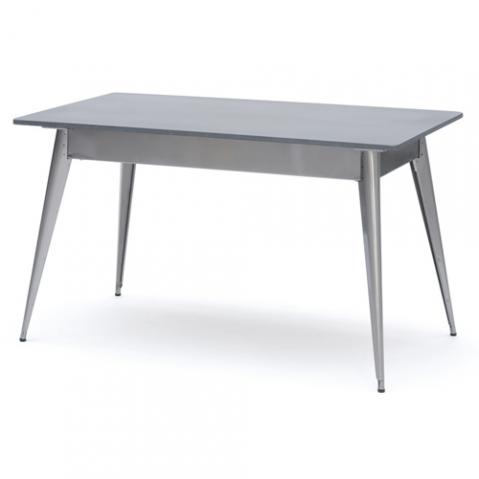 Table 55 130 70 Tolix Brut Verni