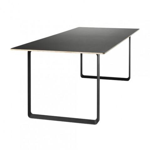 table 70 70 muuto 170 noir