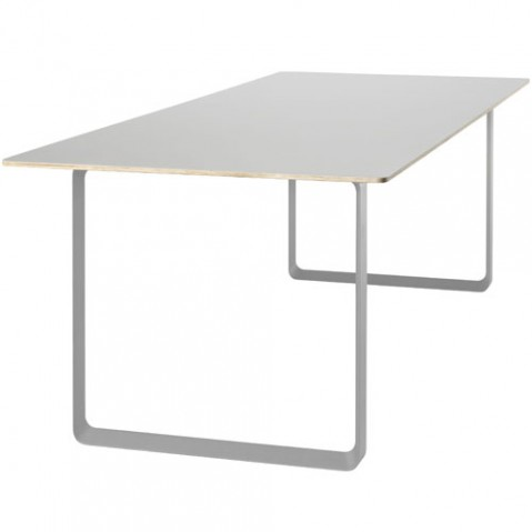 table 70 70 muuto 225 gris