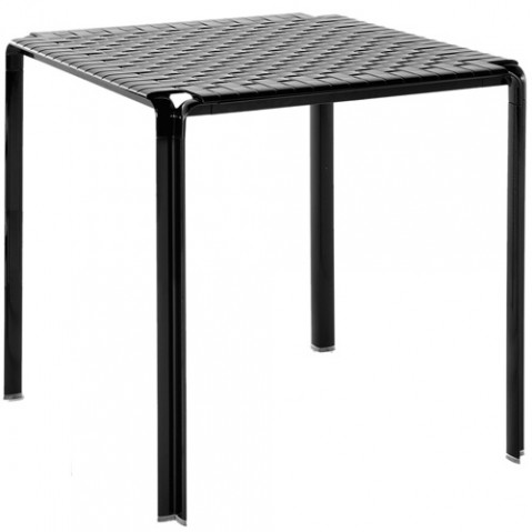 table ami ami kartell noir opaque