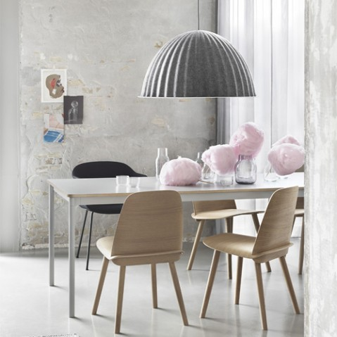 table base 250 muuto blanc